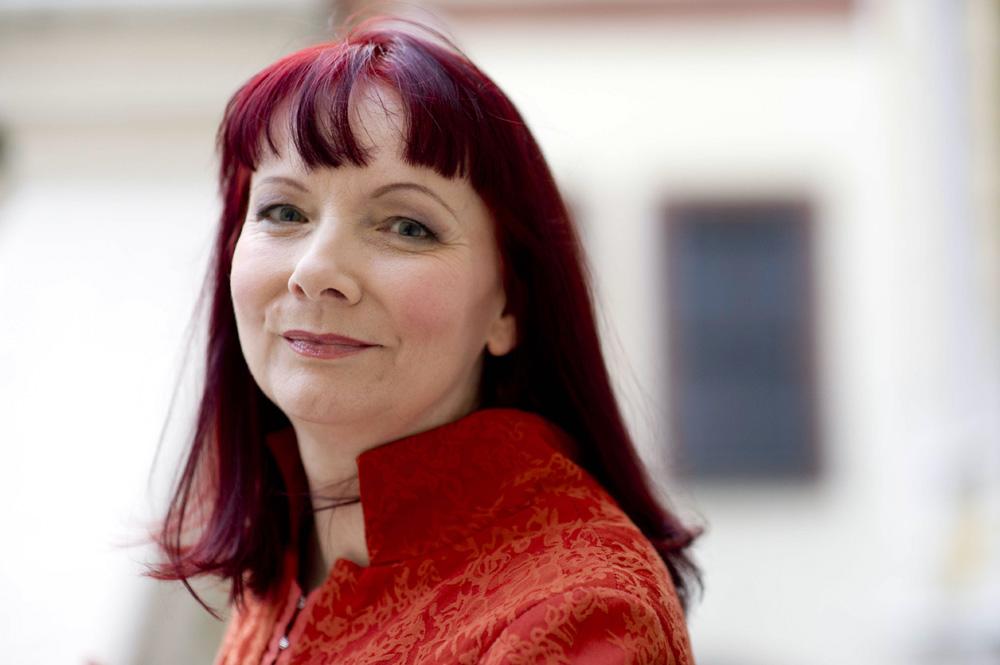 Sabine Ebert. Foto: Helmut-Henkensiefken