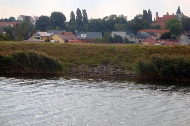 Der Elster-Saale-Kanal bei Dölzig. Foto: Gernot Borriss