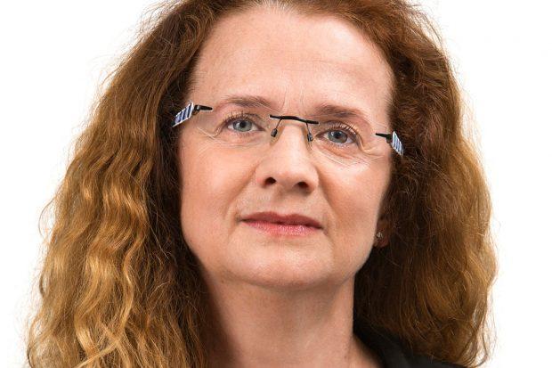 Cornelia Falken (Linke). Foto: DiG/trialon