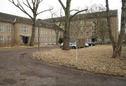Ansicht des ehemaligen Lehrlingswohnheims in der Friederikenstraße 37. Foto: Ralf Julke