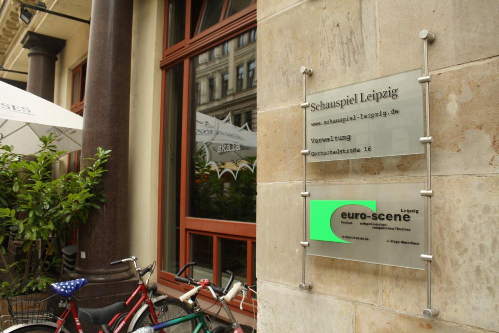 Noch erinnert alles an die 2013 geschlossene Spielstätte in der Gottschedstraße 16. Foto: Ralf Julke