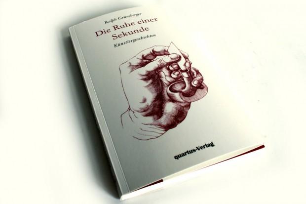 Ralph Grüneberger: Die Ruhe einer Sekunde. Foto: Ralf Julke