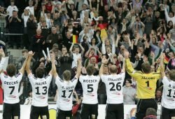 Vor drei Jahren konnten beide deutsche Hockeyteams in der Arena Leipzig über den EM-Titel jubeln. Foto: Jan Kaefer