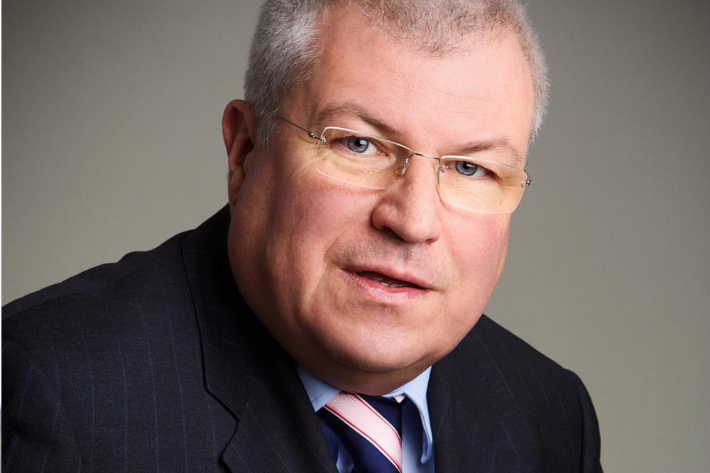 Kultusstaatssekretär Herbert Wolff. Foto: SMUL/Lars Neumann