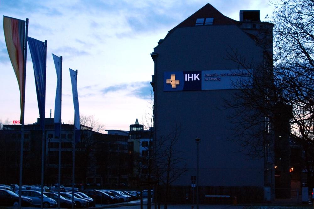 IHK zu Leipzig. Foto: L-IZ.de