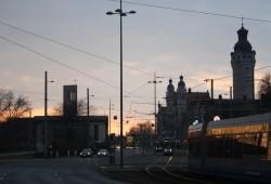Neubau der Propstei und Rathaus im Abendlicht. Foto: Ernst-Ulrich Kneitschel