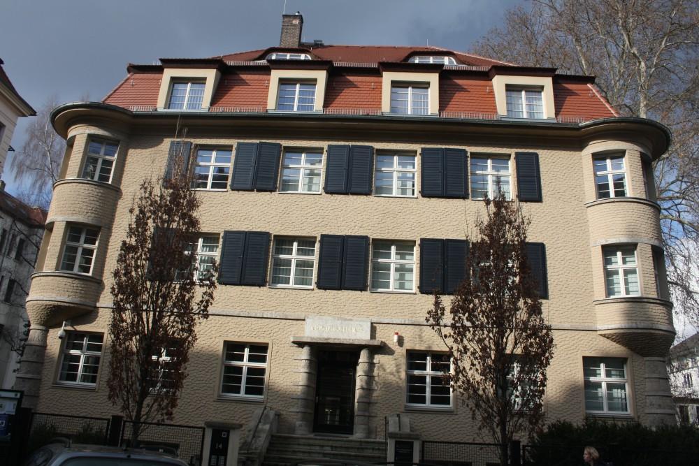 Das Ariowitsch-Haus, Leipziger Zentrum jüdischer Kultur Foto: Ernst-Ulrich Kneitschel