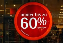 Immer günstiger und günstiger und günstiger. Machs Dir selbst, günstiger gehts nicht mehr. Foto: L-IZ.de