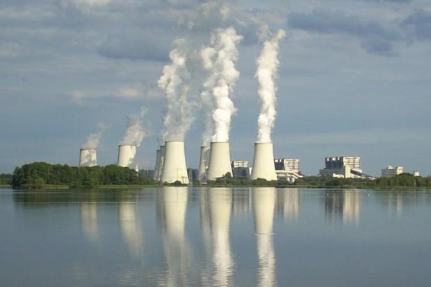 Das Vattenfall-Kraftwerk Jänschwalde. Foto: Vattenfall / Uwe Dobrig