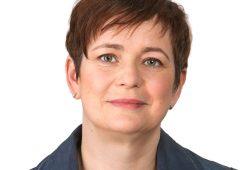 Kathrin Kagelmann (Linke). Foto: DiG/trialon
