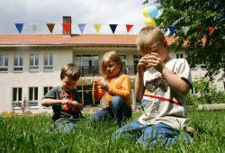 Frühkindliche Bildung braucht qualifizierte Betreuung in den Kindertagesstätten. Foto: Ralf Julke