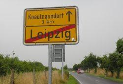 1999 eingemeindet: Knautnaundorf. Foto: Marko Hofmann