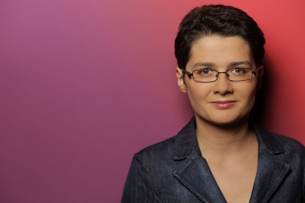 Daniela Kolbe ist 1980 geboren, Diplom Physikerin und Mitglied des Bundestages. Foto: SPD (Susie Knoll/Florian Jänicke)