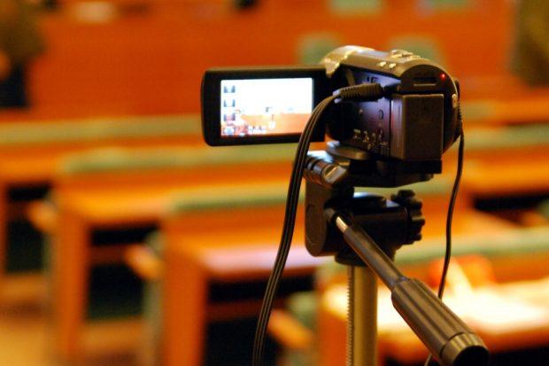 Livestream. Foto: L-IZ.de