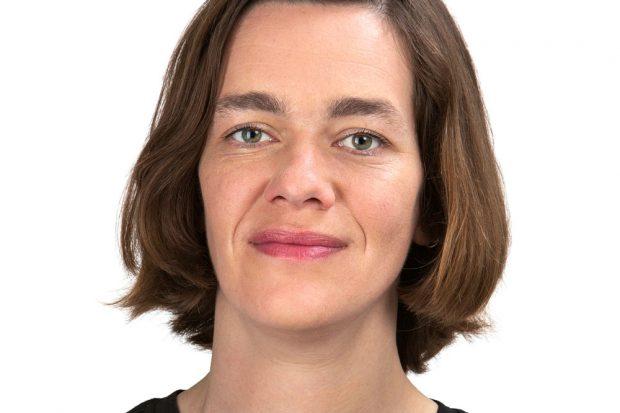 Juliane Nagel (Linke). Foto: DiG/trialon