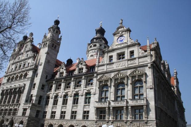 Neues Rathaus zu Leipzig. Foto: Ralf Julke