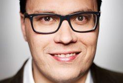 Dirk Panter, Generalsekretär der SPD Sachsen. Foto: Götz Schleser