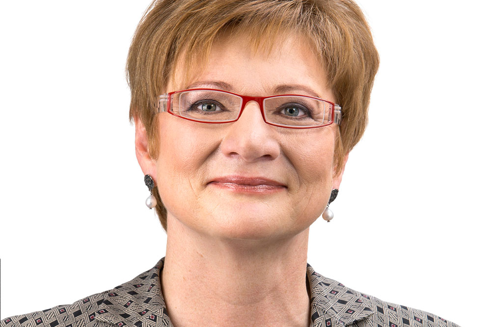 Jana Pinka (Linke). Foto: DiG/trialon