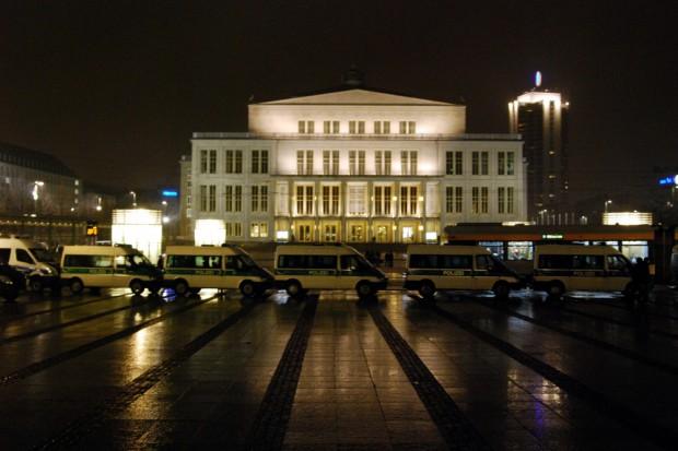 Legida möchte heute, 16. Februar erneut auf dem Augustusplatz demonstrieren. Foto: Archiv L-IZ.de