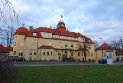 Das Markkleeberger Rathaus. Foto: Patrick Kulow