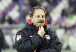 RB Leipzig trennt sich von Coach Zorniger. Foto: Gepa Pictures