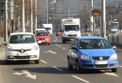 Die normale Leipziger Mischung: Verkehr am Rossplatz. Foto: Ralf Julke