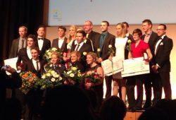 Die Leipziger Sportler des Jahres 2014. Foto: SC DHfK Leipzig