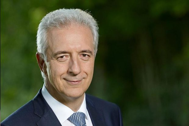 Ministerpräsident Stanislaw Tillich (CDU). Foto: Laurence Chaperon
