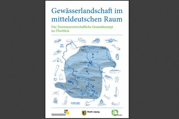 """Das Cover des """"Tourismuswirtschaftlichen Gesamtkonzepts""""."""