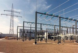 Umspannwerk der Mitnetz Strom. Foto: www.mitnetz-strom.de