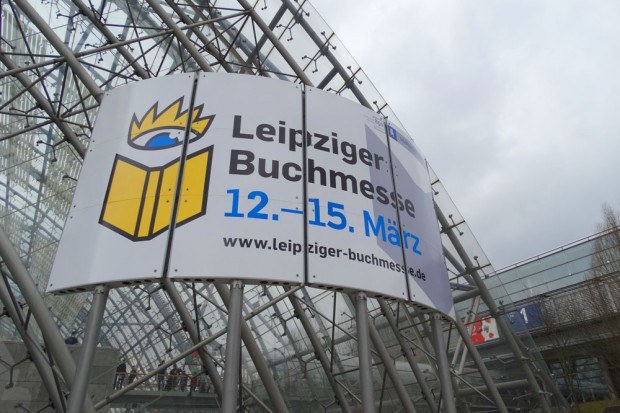 Leipziger Buchmesse 2015. Foto: Patrick Kulow