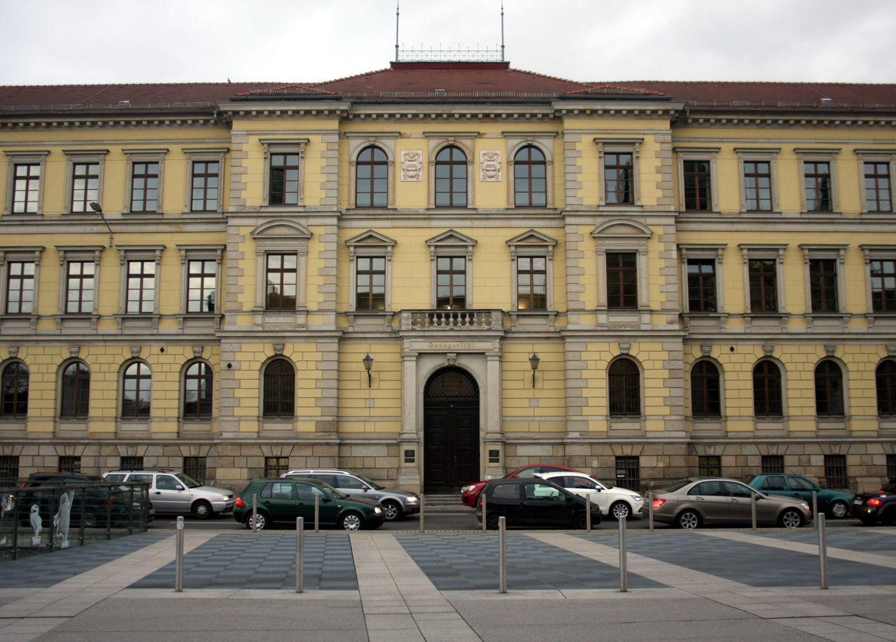 Landgericht. Foto: Alexander Böhm