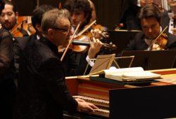 Dirigent Trevor Pinnock. Foto: Alexander Böhm