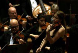 Violinistin Vilde Frang