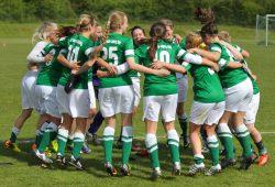 Zweiter Sieg des Jahres für die Frauen von Eintracht Leipzig-Süd (Foto aus der letzten Saison). Foto: Jan Kaefer