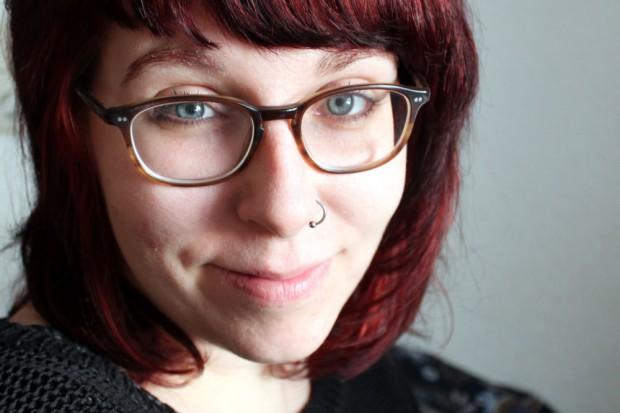 Anke Hartmann, Organisatorin vom Lindenauer Frühjahrsputz. Foto: Volly Tanner