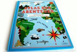 Sarah Shepard: Atlas der Abenteuer. Foto: Ralf Julke