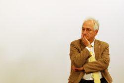 Wie gehen wir mit den Menschsen um? Christian Wolff sehr nachdenklich. Foto: L-IZ.de