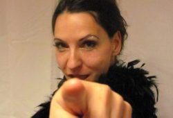 """Claudias Appell: """"Geht tanzen!!!!"""" Foto: privat"""