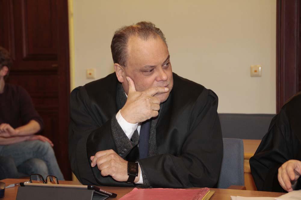 Strafverteidiger Stefan Costabel vertritt den mutmaßlichen Betreiber des Drogenversands