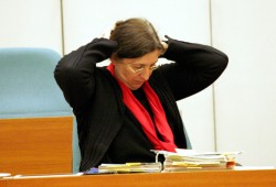 Dorothee Dubrau: Die Frage der Moschee in Leipzig wird von der CDU weiterverfolgt. Foto: L-IZ.de