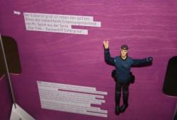 Der Gruß des Vulkaniers Spock hat jüdische Wurzeln. Foto: Ernst-Ulrich Kneitschel