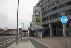 Das Stadtteilzentrum Gohlis-Park an der Max-Liebermann-Straße. Foto: Ernst-Ulrich Kneitschel