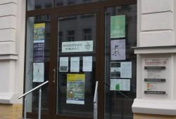 Der Bürgerverein Gohlis in der Lindenthaler Straße 34. Foto: Ernst-Ulrich Kneitschel