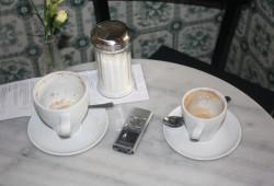 Café Fleischerei Foto: Ernst-Ulrich Kneitschel