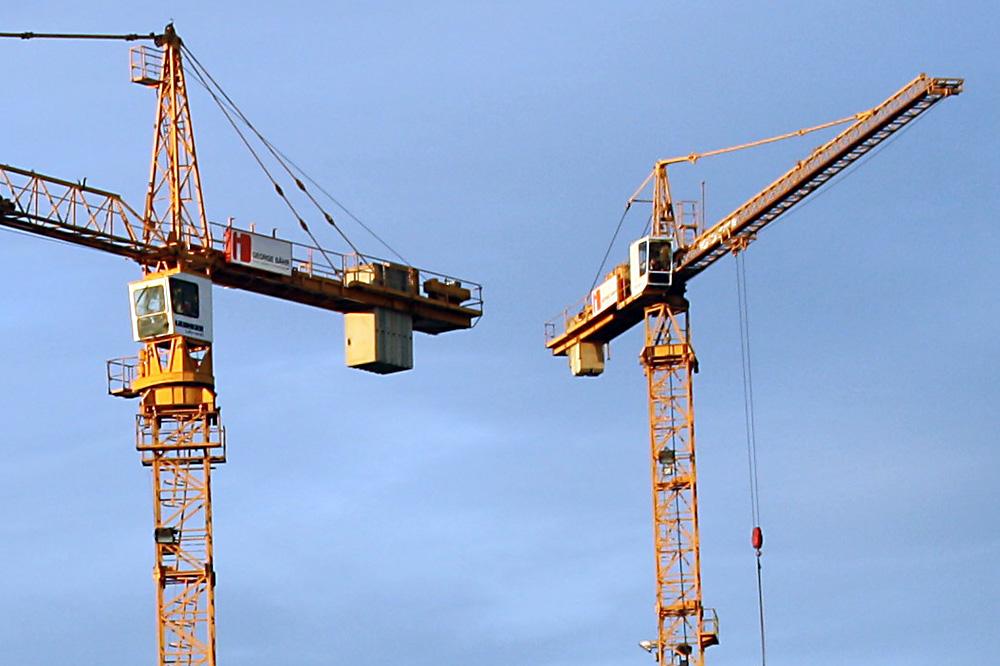 Schon 2021 soll das neue Schulgebäude stehen. Foto: Ralf Julke