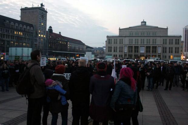 Legida Original gegen Ende der Veranstaltung. Foto: L-IZ.de