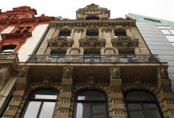 Luxussanierung floriert in Leipzig - sozialer Wohnungsbau fehlt. Foto: Ralf Julke