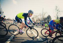 Das 12. Radsport-Kriterium begeisterte über 2.000 Zuschauer. Foto: Florian Pappert