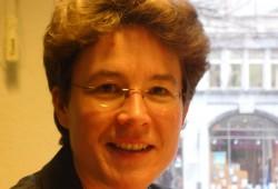Pfarrerin Britta Taddiken Foto: Thomaskirchgemeinde